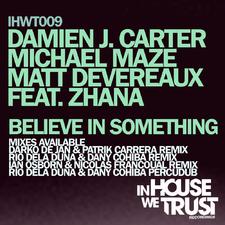 Damien J. Carter, Michael Maze & Matt Devereaux feat. Zhana