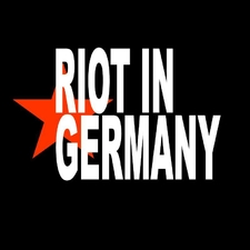 Riot in Germany