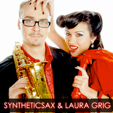 Syntheticsax & Laura Grig