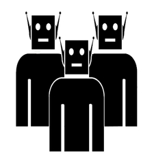 Hand Built Robots