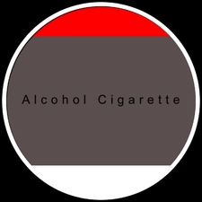 Alcohol Cigarette