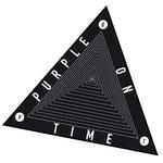 Purple On Time's Logo