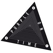 Purple On Time