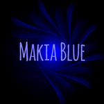 Makia Blue's Logo