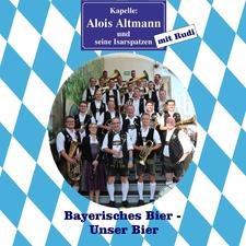 Alois Altmann und seine Isarspatzen mit Rudi