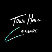 Town Hall Censure