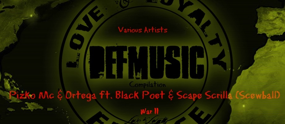 Pizko Mc & Ortega Dogo feat. Black Poet & Scape Scrilla