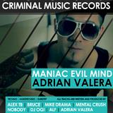 Maniac Evil Mind by Adrian Valera mp3 download