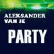 Aleksander van Je  Party