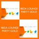 Alessandro Picciafuochi Ibiza Lounge Party Gold