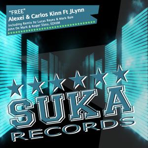 Alexei & Carlos Kinn feat. J.Lynn  - Free (Suka Records)