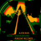 Alien Man Secret Underground