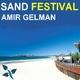 Amir Gelman Sand Festival
