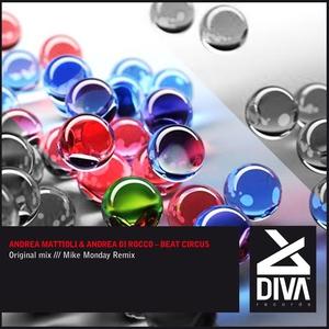 Andrea Mattioli, Andrea Di Rocco - Beat Circus Ep (Diva Records)