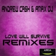 Andrew Cash & Amax DJ Love Will Survive Remixes
