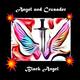 Angel and Crusader Black Angel