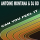 Antoine Montana & DJ Bo Can You Feel It