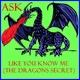 Ask Like You Know Me