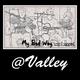 At Valley My Bad Way - Single