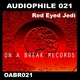 Audiophile 021 Red Eyed Jedi