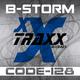 B-Storm Code-128