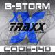 B-Storm Code-140