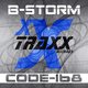 B-Storm Code-168