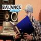 Balance Blauer Ordner