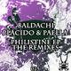 Baldachi, Plácido & Paella Philistine Remixes