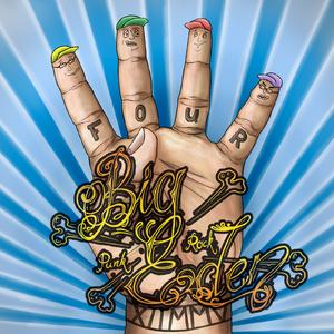 Big Eden - Four (Bros Punkrock Records)