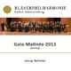 Bläserphilharmonie Baden Württemberg Gala Matinée 2013 (Auszug)