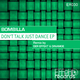 Bombilla Don't Talk Just Dance Ep