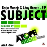 Subject by Borja Maneje & Aday Gomez mp3 download