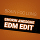 Brain Foo Long Smokin Awesome(EDM Edit)