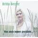 Britta Berger Was auch immer geschieht ...