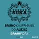 Bruno Kauffmann & DJ Alexio - Brainfork(Pack 2)