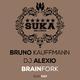 Bruno Kauffmann & DJ Alexio - Brainfork