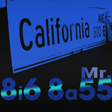 Mr. 8i6 8a55 by California Ave mp3 download