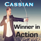 Cassian Winner in Action
