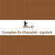 Complex En Chocolat Lipstick