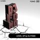 DJ Fond Level Up