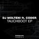 DJ Molteni feat. Coder - Tauchboot EP