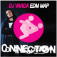 DJ Varda EDM Map