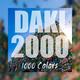Daki 2000 1000 Colors