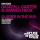 Damien J. Carter & Damien Heck Glacier in the Sun