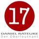 Daniel Rateuke Der Oberleutnant