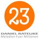 Daniel Rateuke Melodien für Millionen