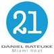 Daniel Rateuke Miami Heat