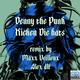Denny the Punk Kicken Die Hats