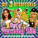 Die 3 Besoffskis - Best of Fasching Hits: Die Karneval Kult Schlager mit den Apres Ski Klassikern